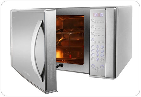 electrolux microonda: