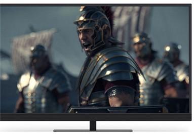 Resultado de imagem para SIMPLES. INSTANTÂNEO. COMPLETO.  O Xbox One é um console de jogos de última geração e muito mais. Você não vai ter que mudar as entradas na sua TV para jogar ou assistir a um filme. Com Xbox One, você pode acessar rapidamente sua TV, filmes, música ou um jogo apenas com o som de sua voz.