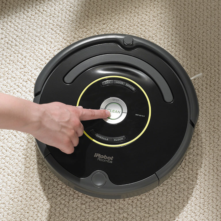 how to clean roomba 650