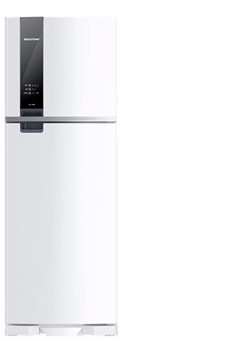 a5e3dff010 Geladeira Brastemp Frost Free Duplex Branco - 375L BRM45HB ...
